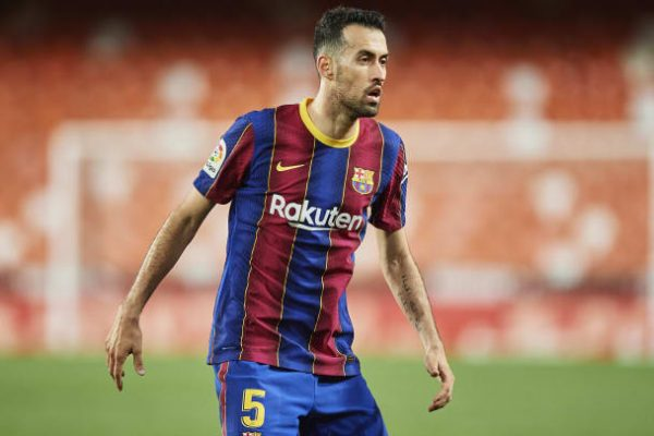 Barcelona are set to discuss wage cuts with Sergio Busquets